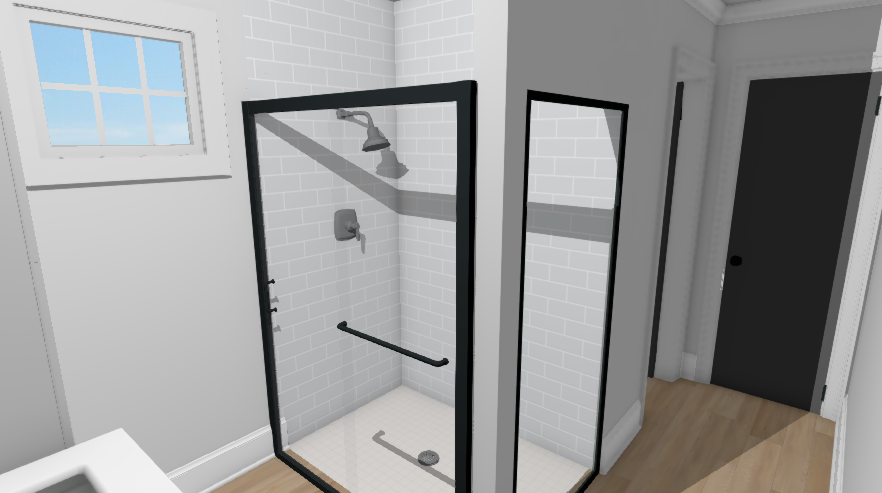 Master Bath Addition Design